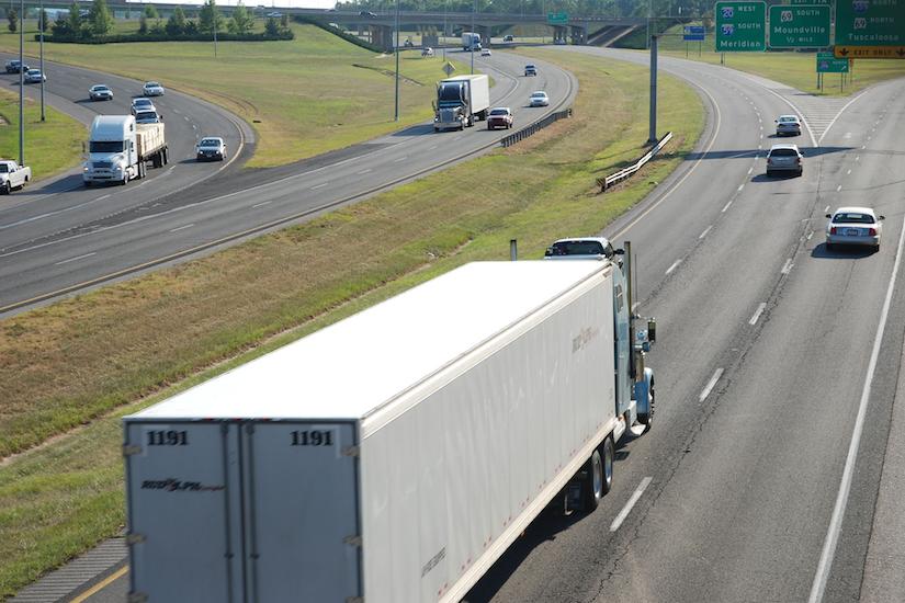 per diem for truck drivers 2018