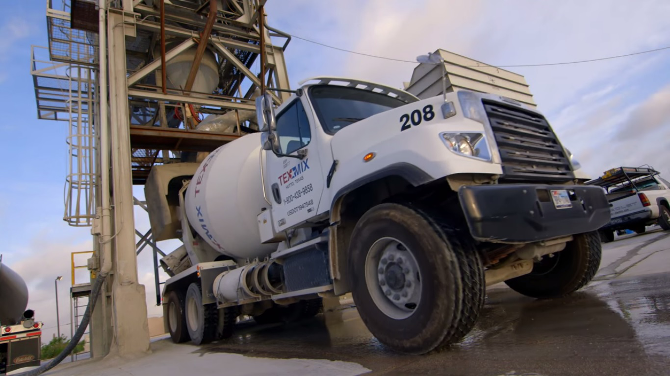 Tex Mix Concrete In Expansion Mode In And Around Austin