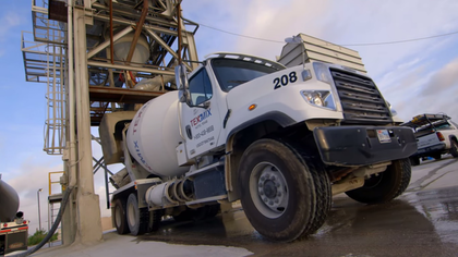 Tex-Mix Concrete in expansion mode in and around Austin, Texas