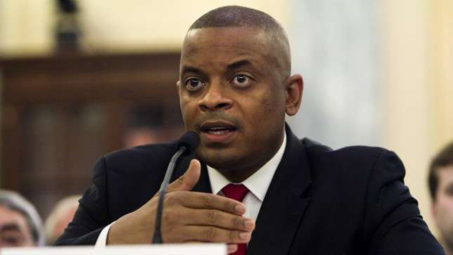 Secretary Anthony Foxx testifying before Congress earlier this year.