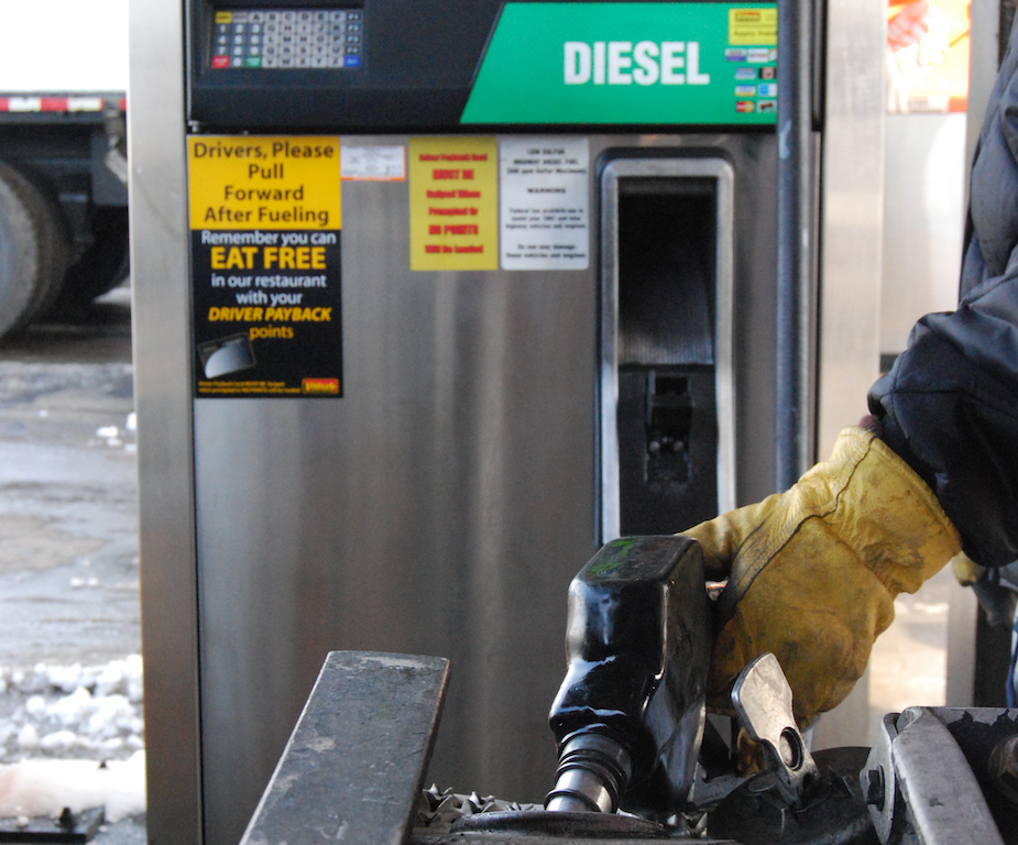 Heads up in Midwest: Refinery problem has diesel spiking in some states