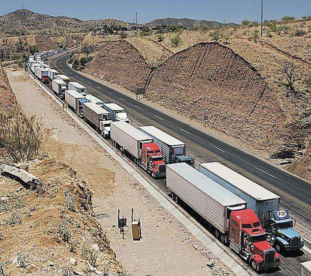 Congress may use highway bill to challenge FMCSA's cross-border expansion
