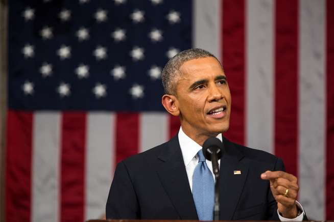 President Obama skirts highway funding in State of the Union address