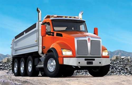 Kenworth T880 picks up Truck of the Year honors from ATD