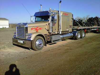 'Chrome all over': Flatbedder's '07 Classic