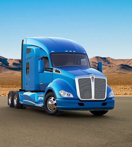 Kenworth adds keyless entry system to T680, T880 trucks