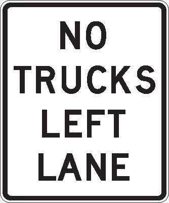 Virginia legislature floats two bills to limit trucks in left lane