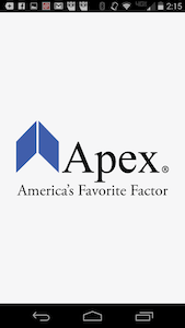 Apex launches 'mobile factoring'