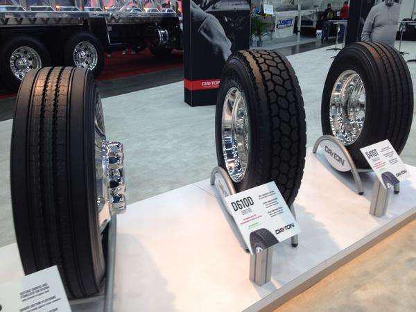 Bridgestone brings back Dayton Truck tire brand