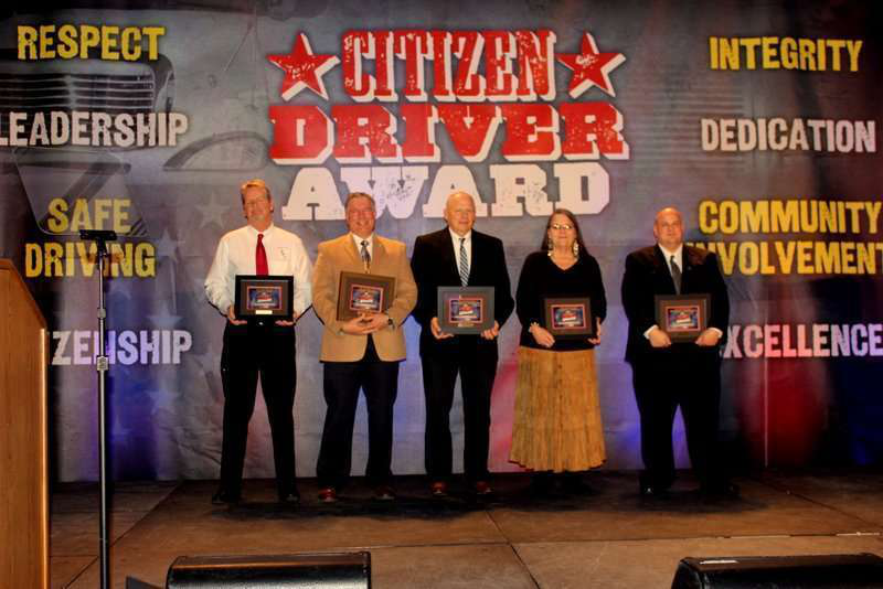 TA/Petro honors five truckers by naming truck stops after them