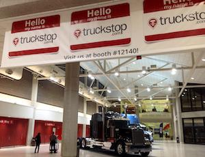 Internet Truckstop launches re-branding effort at MATS