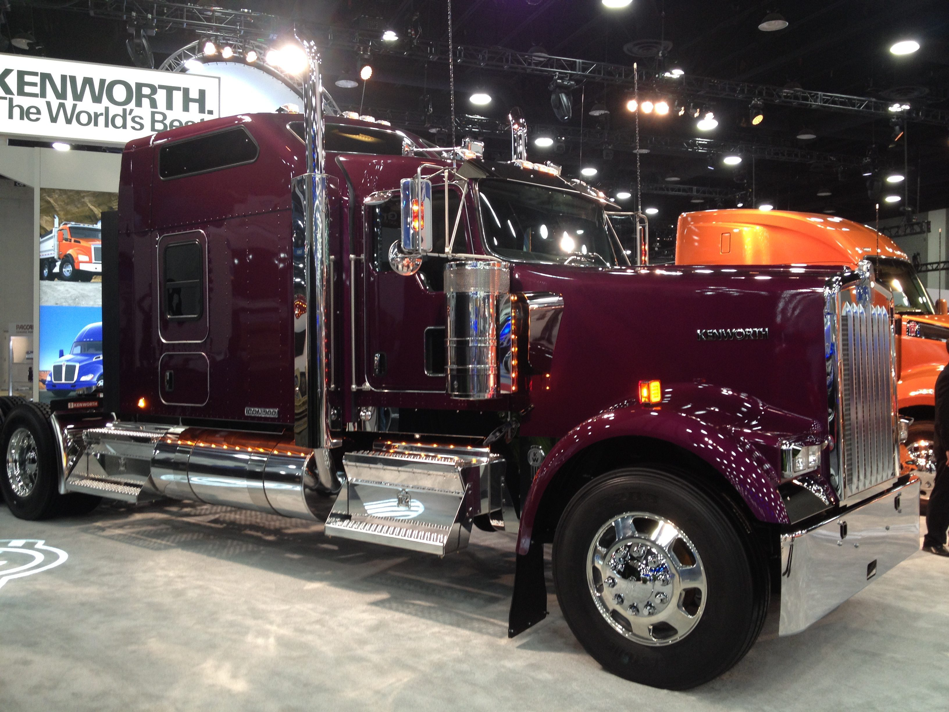 First Look At Premium Kenworth Icon 900 An Homage To