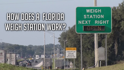 VIDEO: How does a weigh station work?