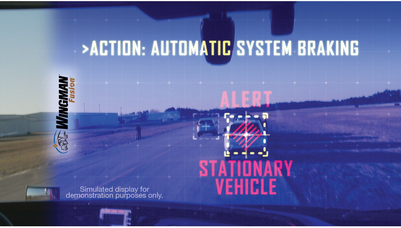 DOT to consider requiring auto-braking systems