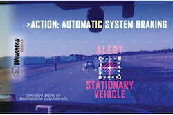 Collision avoidance systems were discussed as a way to improve safety in trucking during a Senate subcommittee hearing this week.
