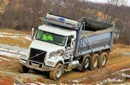 Rugged Volvo I-Shift for severe-duty applications