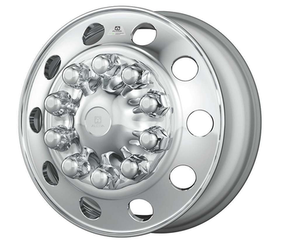 Alcoa's new wheel greatly increases corrosion resistance