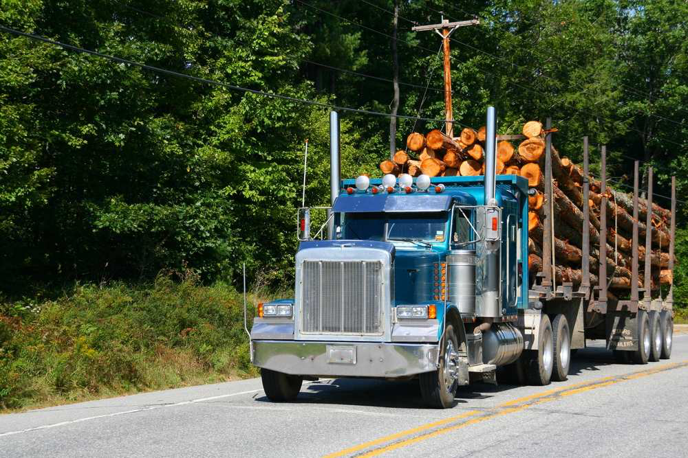 Hours exemption for Oregon loggers extended per 2015-passed highway bill