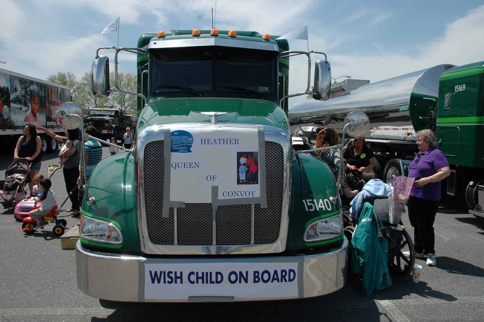 Annual Make-A-Wish convoy just over two weeks away