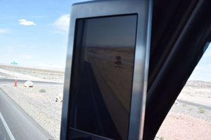 FMCSA denies request by trucking company to use cameras instead of mirrors on trucks