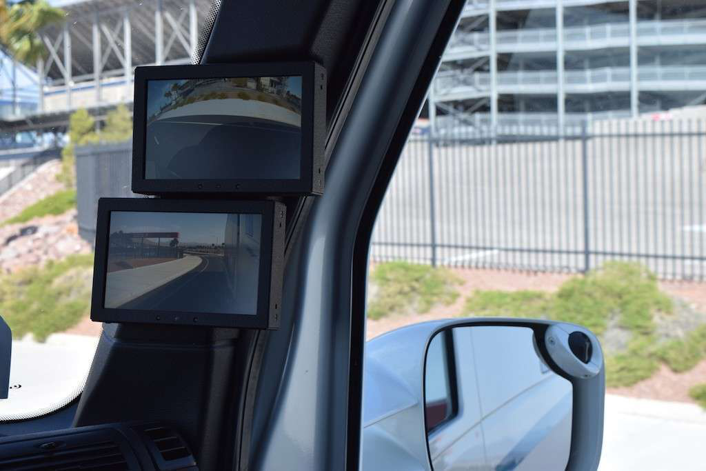 Cameras In Place Of Rearview Mirrors Daimler Asks Dot To