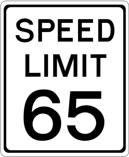 Speed Limit 65