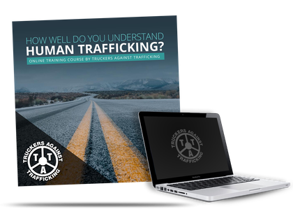 Get involved: New training course, video from Truckers Against Trafficking