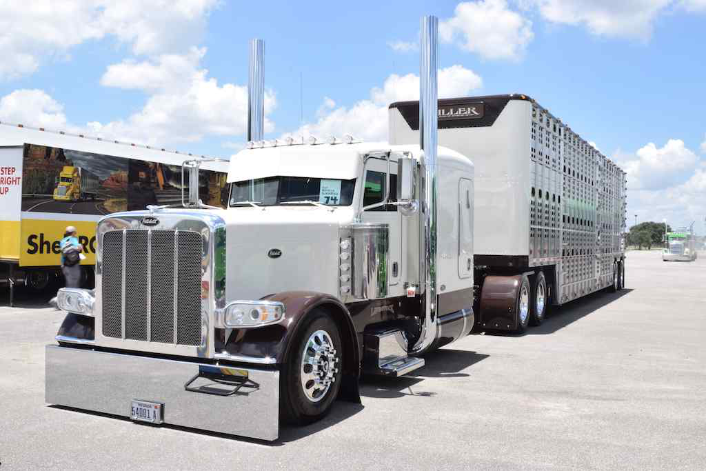 SuperRigs offered sneak preview of August's Pride & Polish National Championship finale