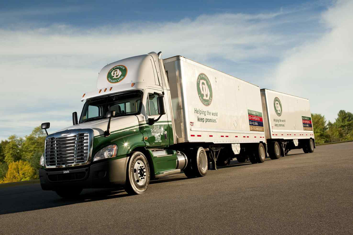 Teamsters speak out against 33-foot doubles