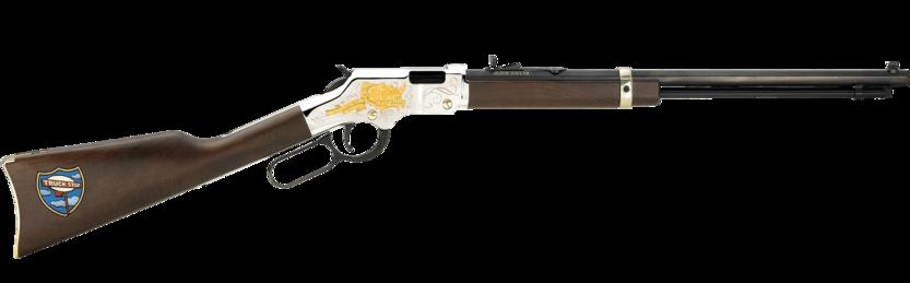 Overdrive giving away trucker tribute rifle