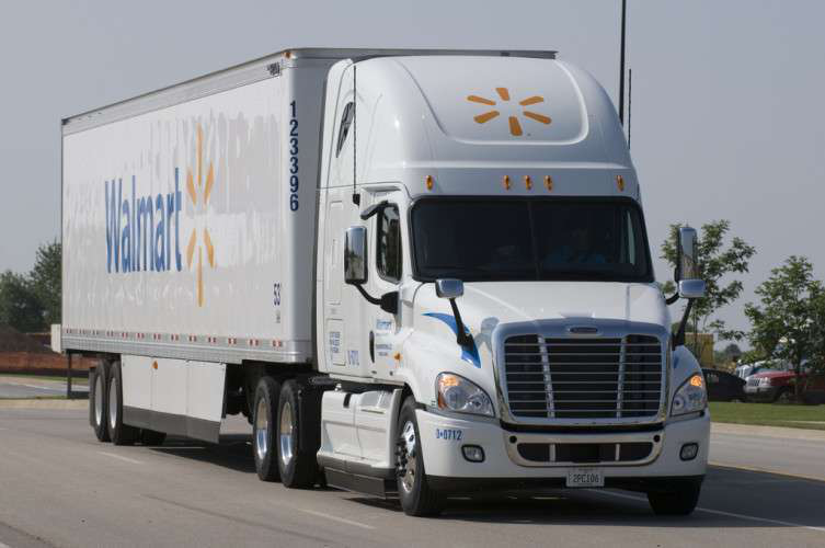 Walmart could be forced to pay drivers $100M in back pay for non-driving hours