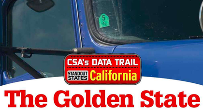 The Golden State: Inspection fanatic or truckers' best friend?