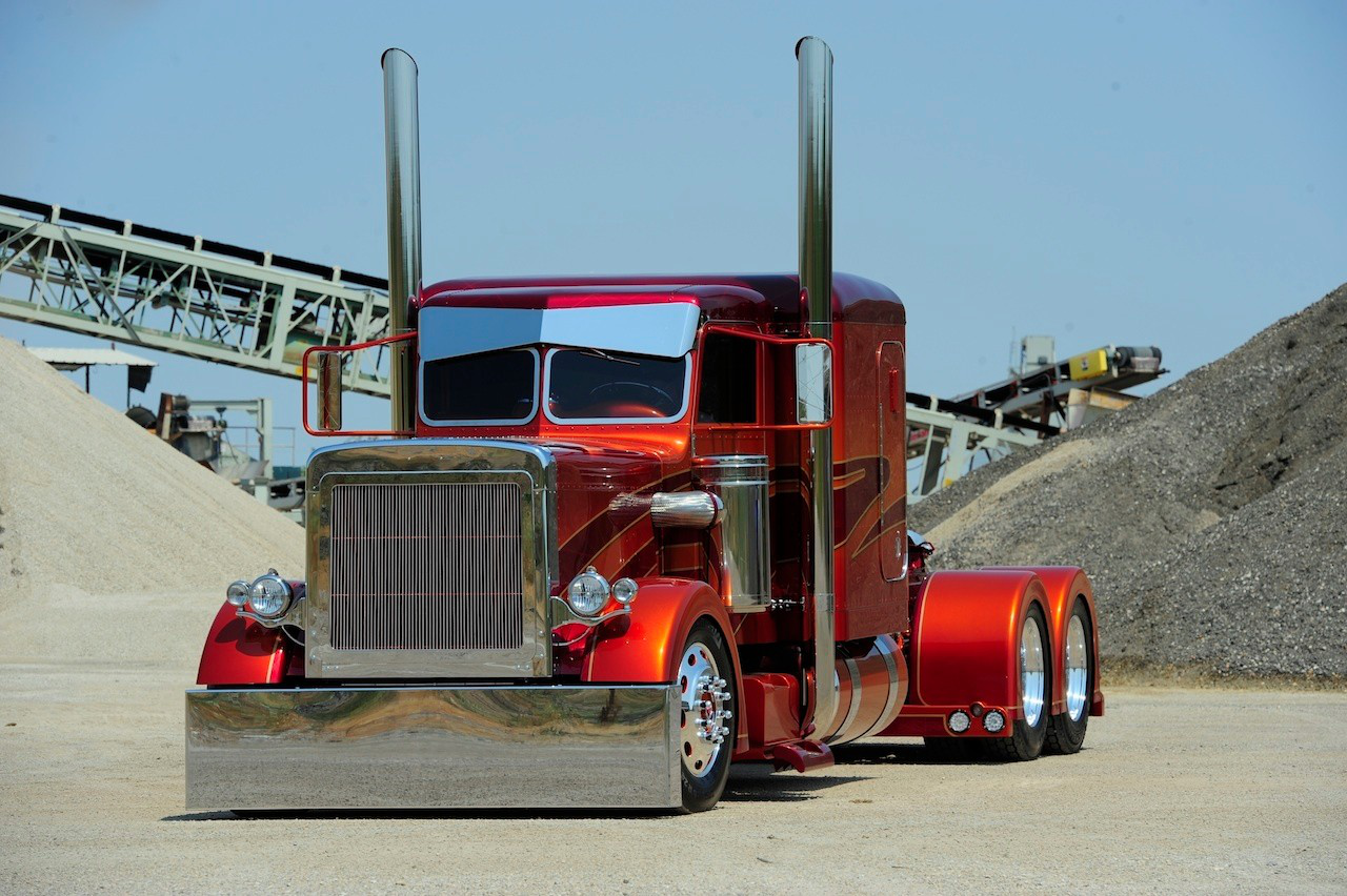 25th anniversary Truckers' Choice finalist: Randy Stroup's ...