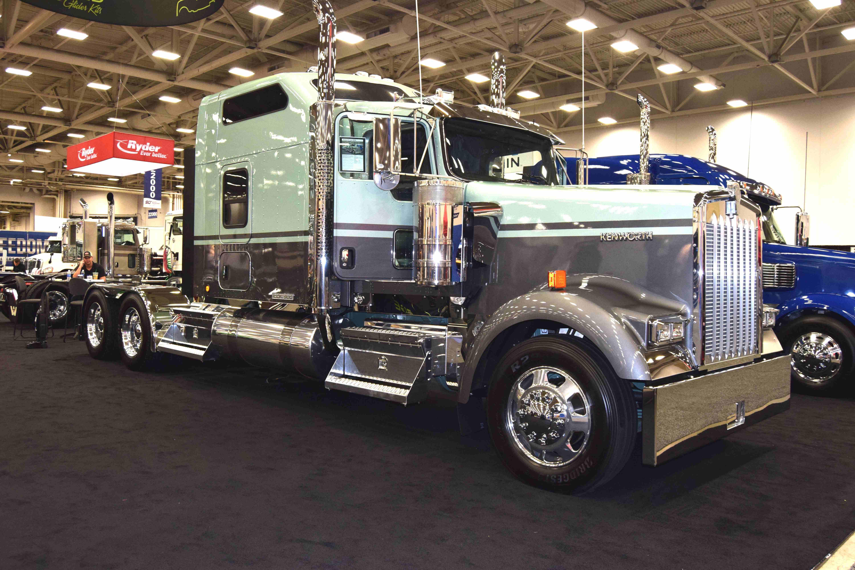 Top Tire Company >> Photos: GATS truck views, non-Pride & Polish edition