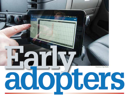 Early adopters: Getting ahead of the ELD mandate