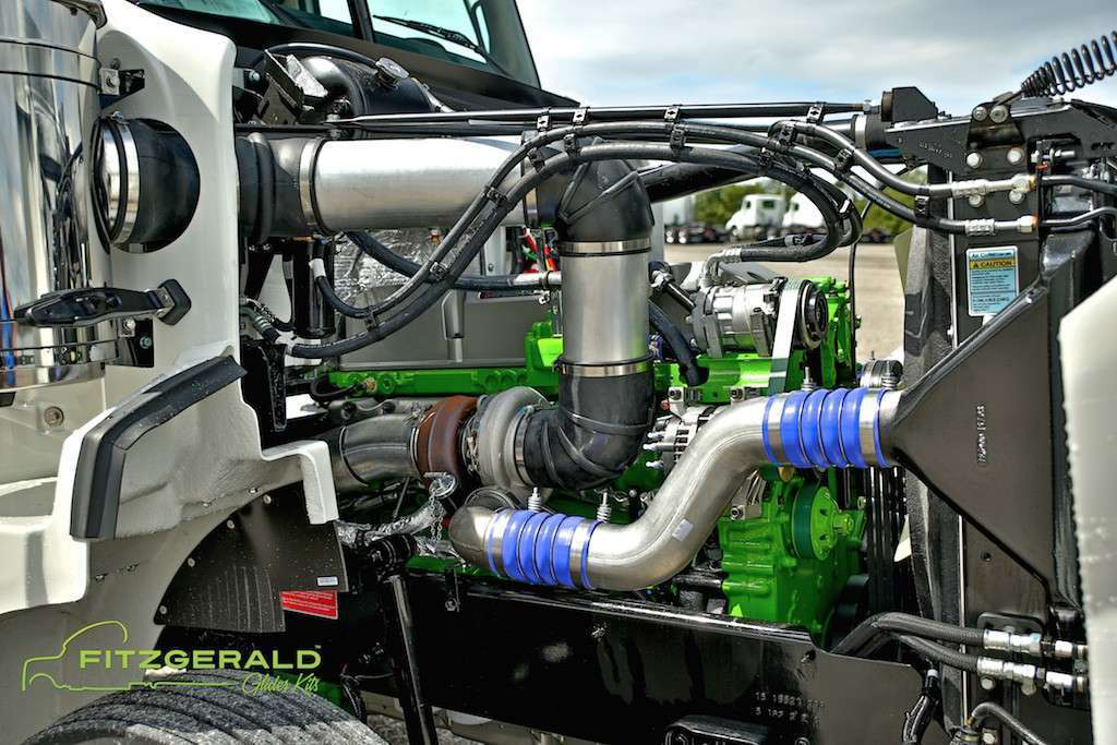 Peterbilt Exhd Extended Hood Sleeper Semi Truck Nz Cat Speed Nice in addition  together with Hqdefault likewise Orig likewise Caterpillar C Engine Assys Mdirbnfpqy H F. on 6nz cat engine