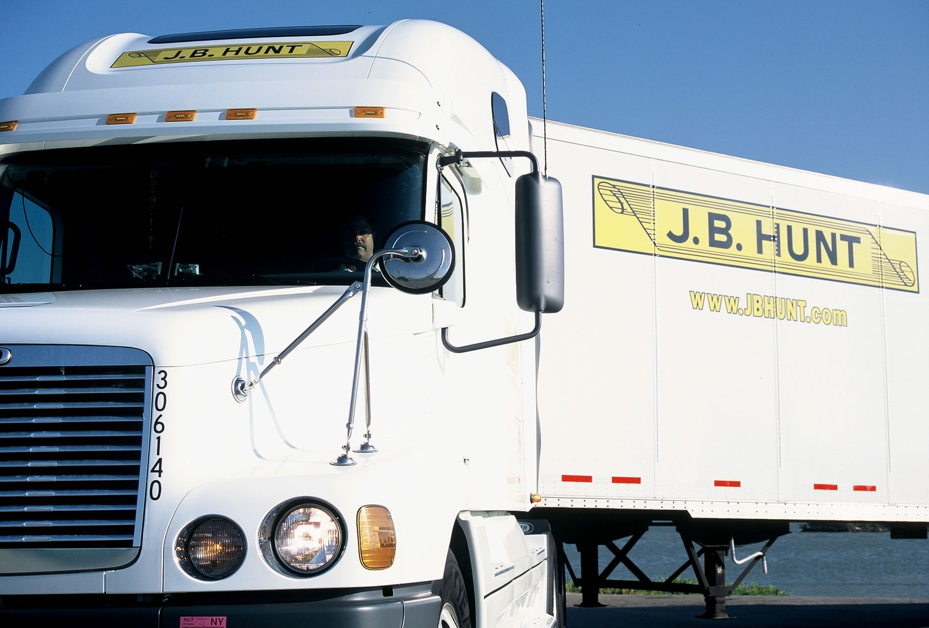 JB Hunt hits trucking software provider with $3.1 million lawsuit