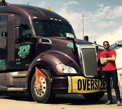 New musical beginnings: Trucker Talent Search finalist Nate Moran