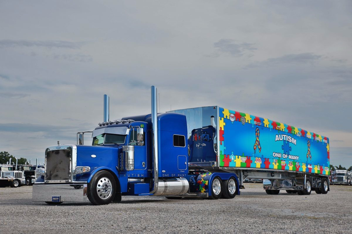 Year's top show trucks crowned Pride & Polish champs at GATS