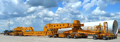 ATS puts custom heavy-haul Trail King trailer into service