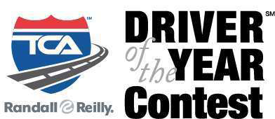 Driver of the Year Contest Logo - TCA & Randall-Reilly