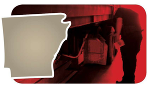 Arkansas map bug