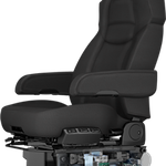 The Bose Ride System driver's seat is engineered to sense cab vibrations and neutralize them with high-speed adjustments to the seat's suspension.