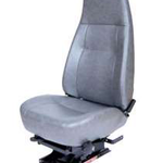 Bostrom Seating's T-Series Seat has a standard cushion extension designed to offer adjustments independent from the seat- tilt adjustment.