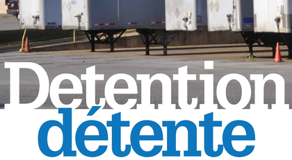 Detention détente: Tables turn in carriers', drivers' favor in pay/rate negotiations