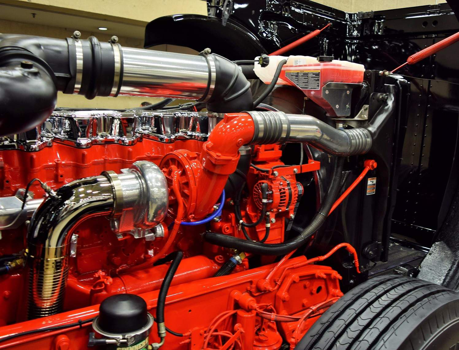 Alt fuel engines expected to gain market share over next 5 years