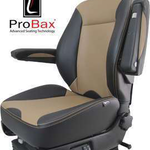 Knoedler's proprietary ProBax cushion uses a patented foam construction system to help induce improved posture.