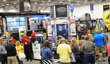 RoadPro promotes healthy lifestyle for drivers at GATS