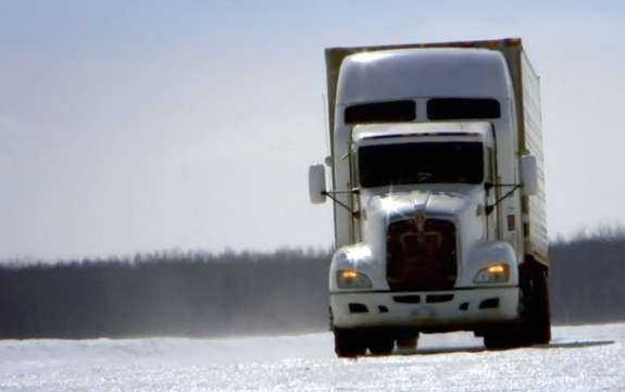 Todd looks for redemption in latest episode of Ice Road Truckers