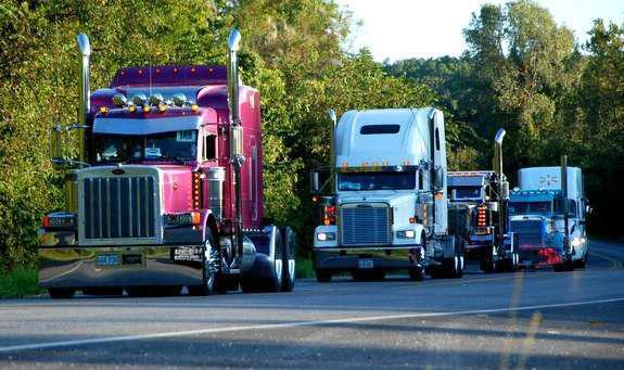 Photos: 'World's Largest Convoy' rolls through Joplin